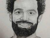 """""""فارس"""" يشارك صحافة المواطن بمجموعة رسومات فنية"""