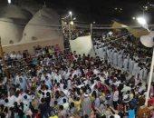 صور ..آلاف الأقباط يختتمون احتفالاتهم بتكريس أول كنيسة للسيدة العذراء بدير المحرق والجنادلة