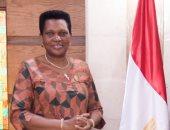 سيدة بوروندى الأولى تزور وزارة التضامن للإطلاع على برامج الحماية والرعاية الاجتماعية
