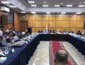 صور.. الجمعية العامة لشركة مياه البحر الأحمر تعتمد الموازنة التقديرية لعام الجديد