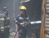 السيطرة على حريق نشب فى 4 منازل بنجع الخولى فى محافظة قنا