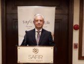 سفير بيلاروسيا بالقاهرة: مصر أهم شركاءنا فى الشرق الأوسط وأفريقيا