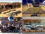 شارك فى 800 ضبطية.. ضابط بحرس الحدود: الإرهاب والتهريب وجهان لعملة واحدة
