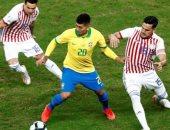 شاهد.. ركلات الجزاء مباراة البرازيل وباراجواي في كوبا امريكا