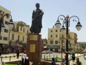 صور.. ميدان محطة بنى سويف من العشوائية لتحفة معمارية