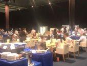 شاهد.. أجواء المطعم الياباني للوفود الإعلامية المشاركة في قمة العشرين