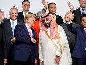 صحيفة سعودية: محمد بن سلمان يجتمع مع ترامب وبوتين وماى السبت