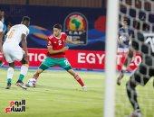 أشرف حكيمي: التأهل مكافأة المجهود الكبير لمنتخب المغرب