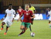 نور الدين أمرابط أفضل لاعب في مباراة المغرب ضد كوت ديفوار