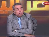 شاهد.. ماذا قال توفيق عكاشة عن أداء  المنتخب المصرى