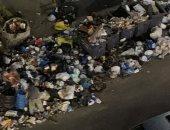 قارئ يشكو من استمرار تراكم القمامة فى بلبيس بالشرقية