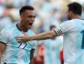 ملخص وأهداف مباراة الأرجنتين ضد فنزويلا فى كوبا أمريكا