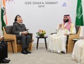 رئيس وزراء الهند يبحث تعميق العلاقات الاستراتيجية مع ولى العهد السعودى