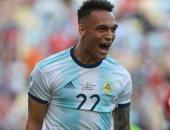 الأرجنتين ضد فنزويلا.. مهاجم التانجو أفضل لاعب فى المباراة