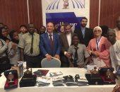 جامعة القاهرة تشارك فى المعرض التعليمى الثانى للجامعات المصرية بنيجيريا