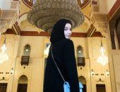 صورة .. جوهرة ترتدى الحجاب وتثير تساؤلات السوشيال ميديا
