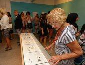 سفير مصر فى بلجراد يفتتح المعرض الأول للمقتنيات المصرية القديمة بمتاحف صربيا