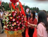 الحكومة الصينية تدعو وزيرة السياحة والوفد المصرى لزيارة منزل ومتحف جمهورية الصين