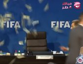 """""""مباشر قطر"""": فساد بلاتينى يطال تميم والتحقيق الفرنسى يثبت تورطه..فيديو"""