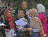 أولياء أمور طلاب أولى ثانوى يطالبون باستلام التظلمات على نتيجة امتحان مايو