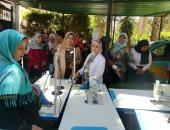 صور ..التضامن: برامج تأهيل للتمكين الاقتصادى للمرأة فى أسيوط
