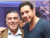 ماذا قال أحمد السعدنى فى عيد ميلاد المؤلف تامر حبيب؟