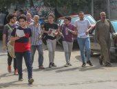 الطالب محمود إسماعيل حلمى إسماعيل الأول مكفوفين بمجموع 407.5 درجة