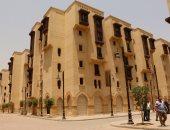 صور.. محافظ القاهرة: تسكين 76 أسرة بمشروع روضة السيدة زينب حتى الآن