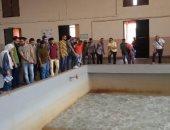 """""""القابضة للشرب """" تنظم زيارات لطلبة الجامعات لمحطات المياه والصرف"""