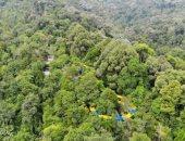 ماليزيا تنشئ أكبر منزلق مائى وسط الأدغال بطول 1140 مترا للترفيه.. صور