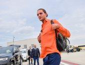 يوفنتوس يعلن وصول ادريان رابيو لإتمام إجراءات انضمامه للفريق.. رسميا