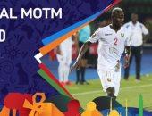 محمد ياتارا أفضل لاعب فى مباراة غينيا ضد بوروندي بأمم أفريقيا