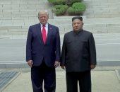 وكالة: كيم وترامب يتفقان على المضى قدما فى محادثات لنزع السلاح النووى