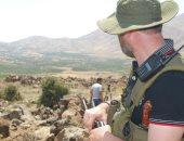 الجيش الإسرائيلى: استهداف عربة فى الجولان السورية بعد محاولة قنص