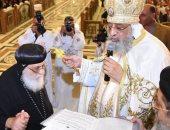 تجليس الأنبا أنطونيوس مرقس مطرانا للكنيسة الأرثوذكسية فى جنوب أفريقيا