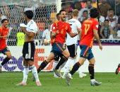 إسبانيا تهزم ألمانيا بثنائية وتتوج بكأس أمم أوروبا للشباب.. فيديو