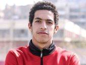 مصطفى شوبير يكتفى بتدريبات فى الجيم على هامش مران الأهلي