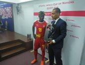 بيكيتى سيلفا أفضل لاعب فى مباراة بنين ضد غينيا بيساو بأمم أفريقيا 2019
