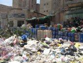 صور.. اضبط مخالفة.. تراكم القمامة بميدان المحجوب ومدرسة التوفيق بالمحلة