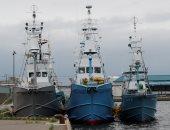 أسطول يابانى يستعد لاستئناف صيد الحيتان لأغراض تجارية
