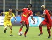 غانا ضد غينيا بيساو.. النجوم السمراء تصل استاد السويس.. صور