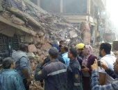 نائب سكندرى يطالب باجتماع طارئ لـ3 لجان لبحث ملف انهيار العقارات بالمحافظة
