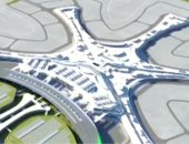 الصين تدشن أكبر مطارات العالم بمساحة 40 كم.. فيديو