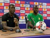 سيدورف مدرب الكاميرون: أداء اللاعبين يتطور من مباراة لأخرى ولا أخشى بنين