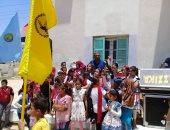 مراكز شباب شمال سيناء تحتفل بذكرى ثورة 30 يونيو