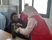 """صور.. سيدات جنوب سيناء يقبلن على مبادرة """"دعم صحة المرأة"""""""