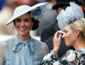 فستان كيت ميدلتون يخطف الأنظار فى الـ Royal Ascot