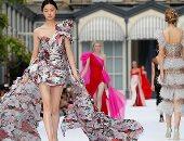 مصمما الأزياء تمارا رالف ومايكل روسو يعرضون إبداعاتهم فى أسبوع Haute Couture