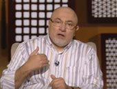 """خالد الجندى يوجه رسالة لـ""""شريف مدكور"""" وريهام سعيد"""