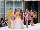 تمارا رالف ومايكل روسو يعضوون ابداعاتهم فى أسبوع الـ Haute Couture